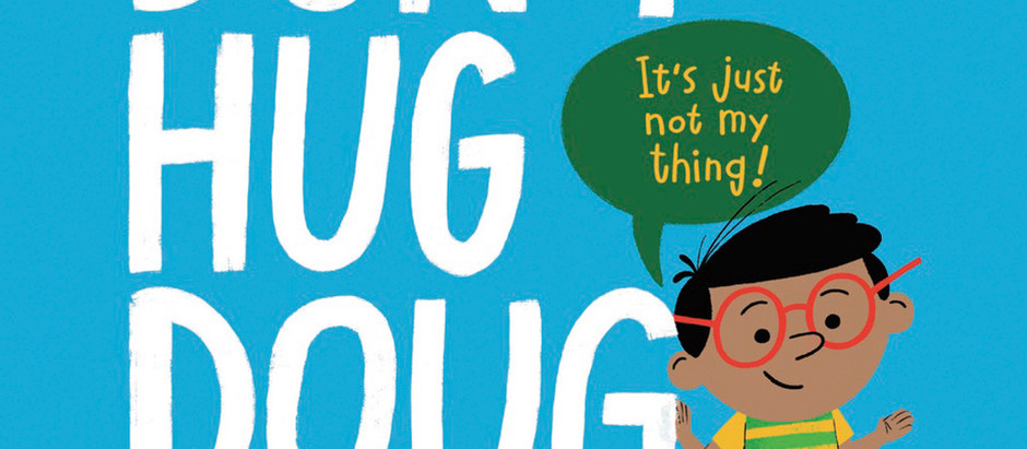 Carrie Finison: Don't Hug Doug (And Don't Label Him, Either)