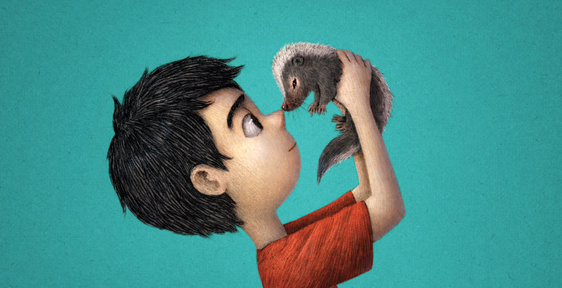 Elana K. Arnold: BAT's Intrinsic Autism
