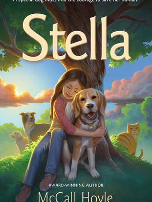 McCall Hoyle: Dog Stories + Empathy-Building (SEL, PTSD, Epilepsy)