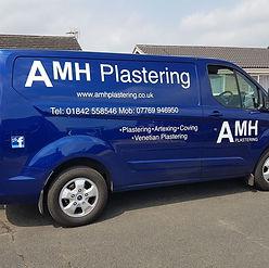 AMH Plastering van.jpg