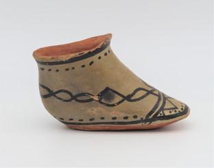 Cochiti Pueblo Moccasin