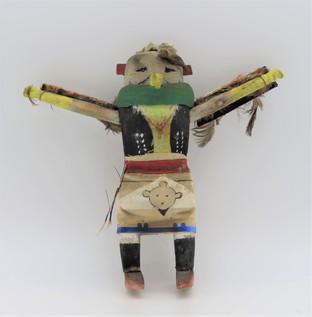 Zuni Eagle Dancer Kachina
