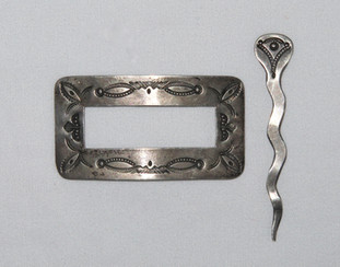 Navajo Hair Clip