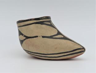 Ceramic Moccasin