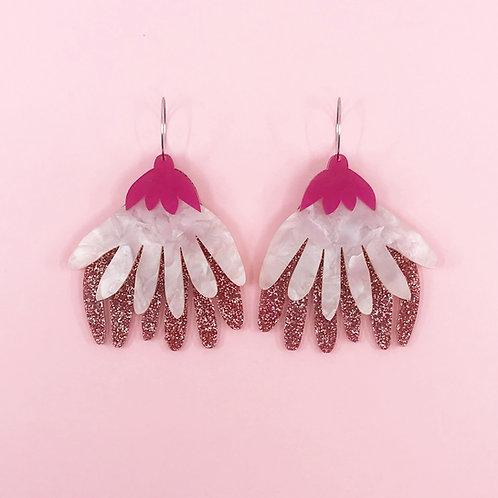 Beatrix Mega Flora Earrings