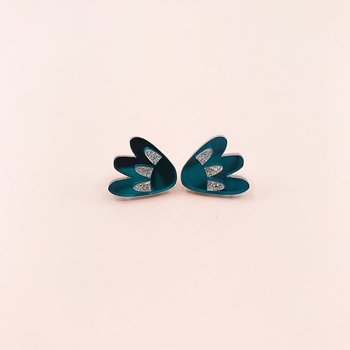 Gerda Bloom Studs
