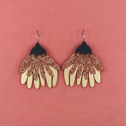 Sanna Mega Flora Earrings