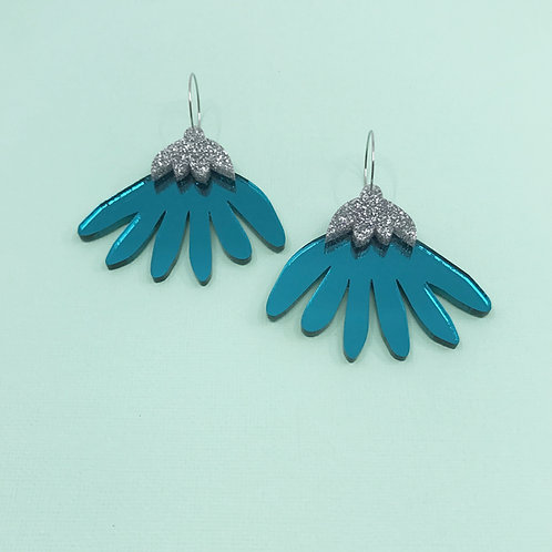 Gerda Grande Flora Earrings