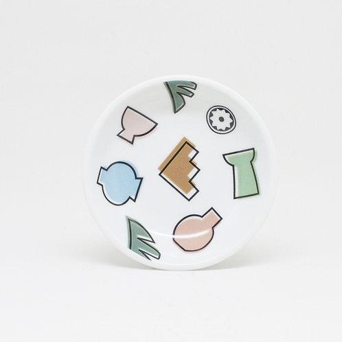 Shelf Life Ceramic Trinket Dish Multi Shapes