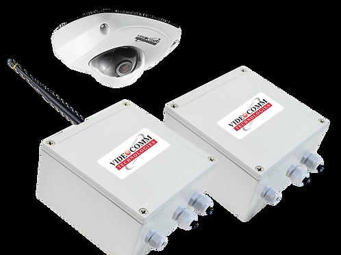 Wireless eva Camera System + Water Sensor Receiver