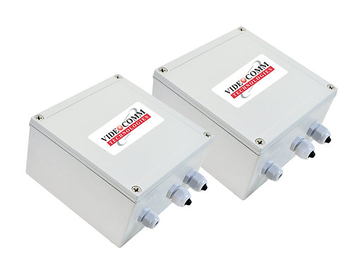 TCO-5808R6 - 5.8GHz All-Weather Analog Video Range  - 2,000'