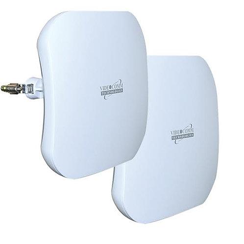 VNO-58D360 - 5.8GHz Video Network Bridge 2-Mile Range