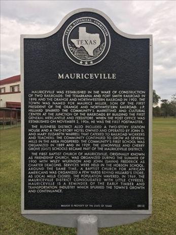 mauriceville marker.jpeg