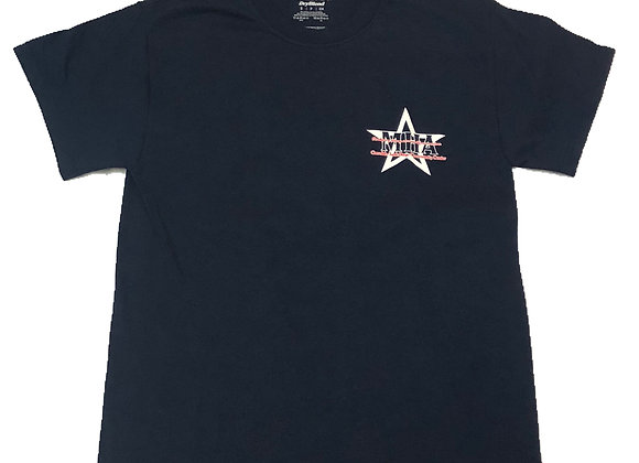 Harvey Navy Blue Tshirt