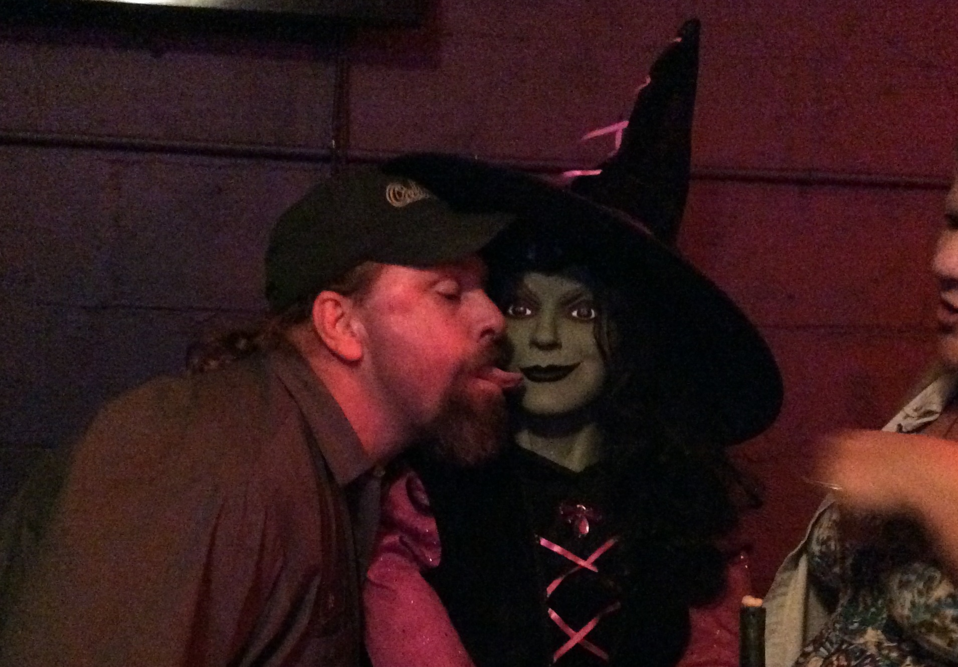 Bo and the Witch