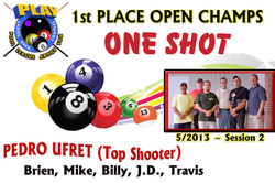 One Shot (S2) Champs