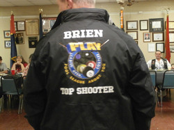 Brien Overall Top Shooter Jacket