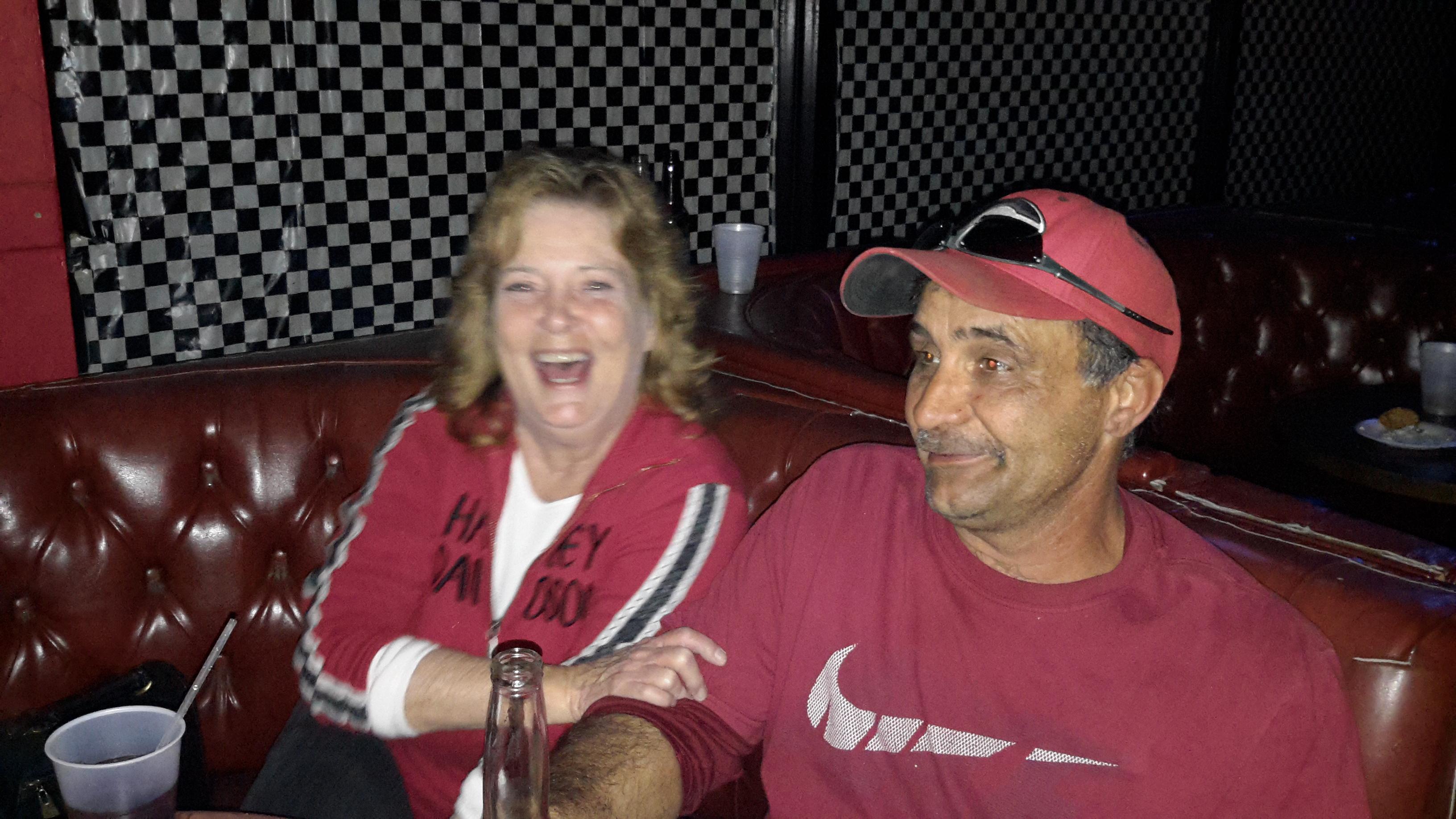 Sheryl & Pedro
