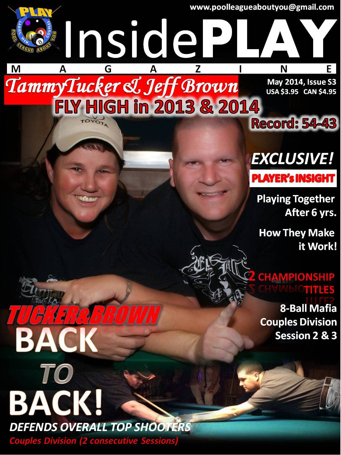 Tammy & Jeff (S2) 8-Ball Mafia