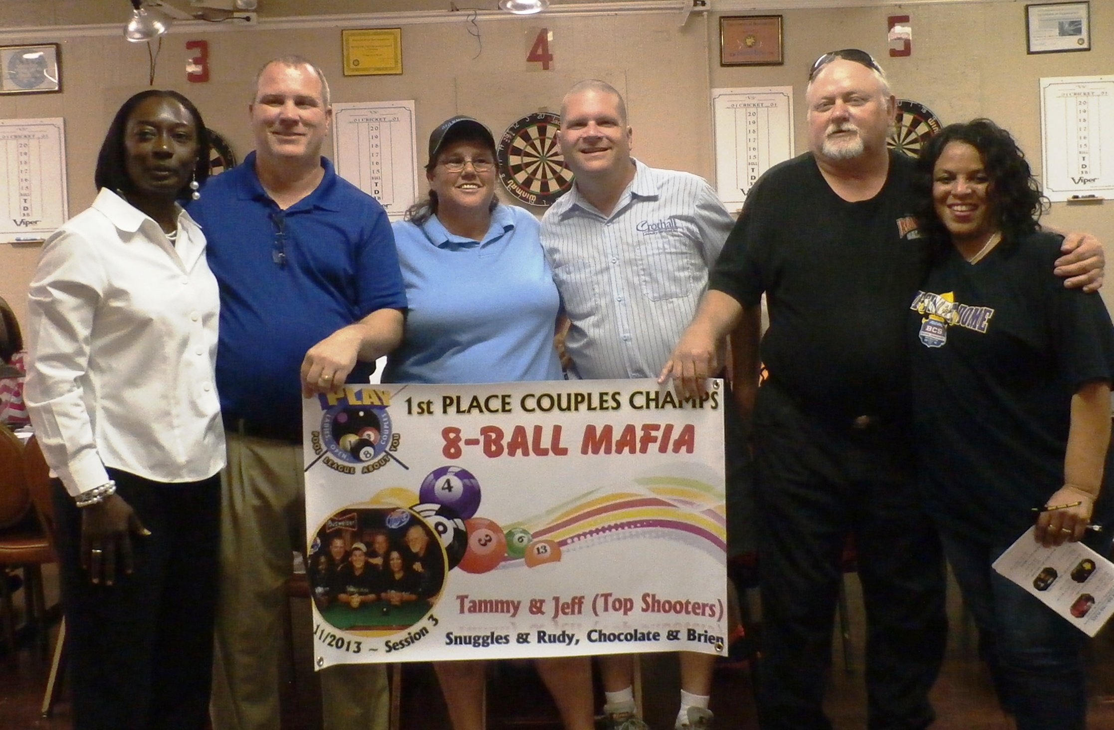 8-Ball Mafia (S3) Champs