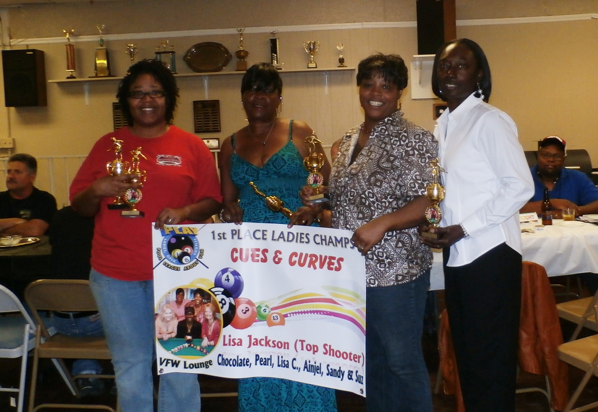 Cues & Curves (S3) Champs