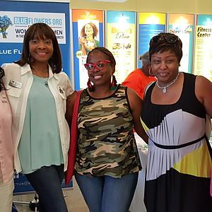 "Top Ladies of Distinction of PG County ""Health Fair"