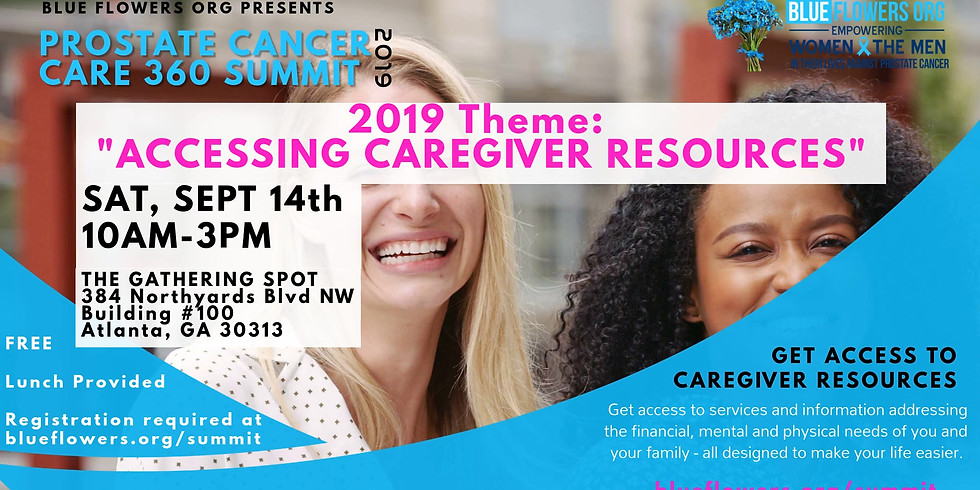 2019 Prostate Cancer Care 360™ Summit