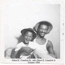 Gilbert Eugene Crawford, Sr.