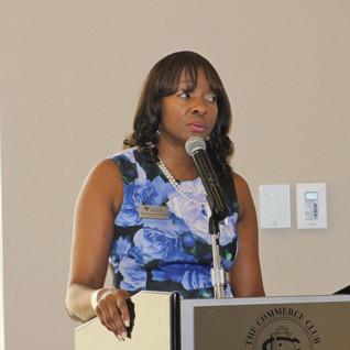 CEO Valerie Crawford-Schiele
