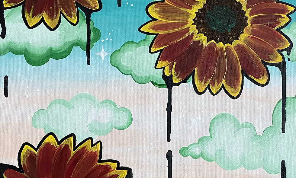 Fallen Sky flower