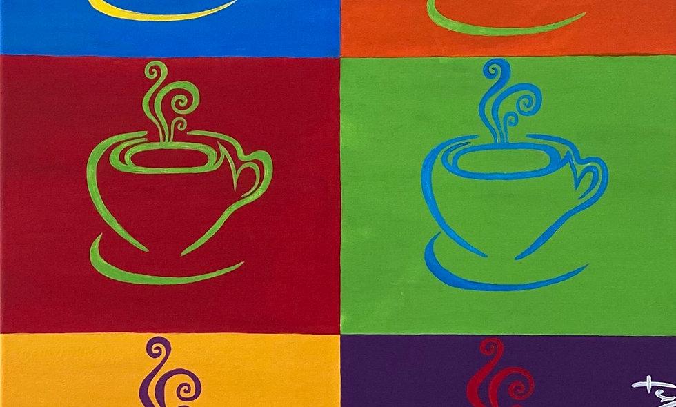 Coffee Warhol
