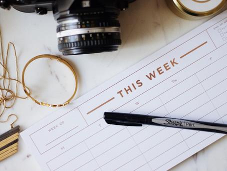 Att skapa din drömkalender.