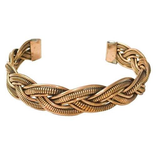 Handcrafted Copper Bracelet