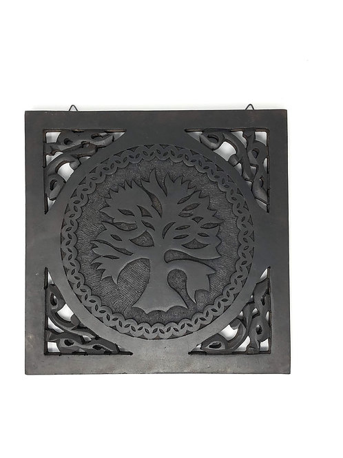 Wooden Wall Hanging Tree of Life