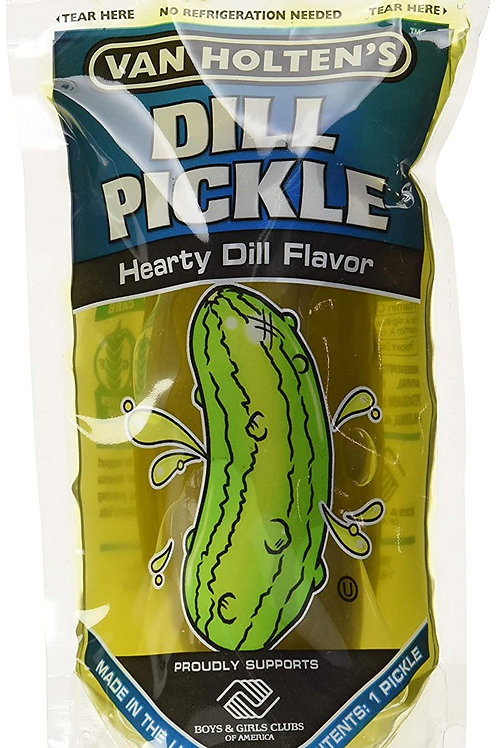 Van Holten's - Pickle-In-A-Pouch Jumbo Dill Pickles