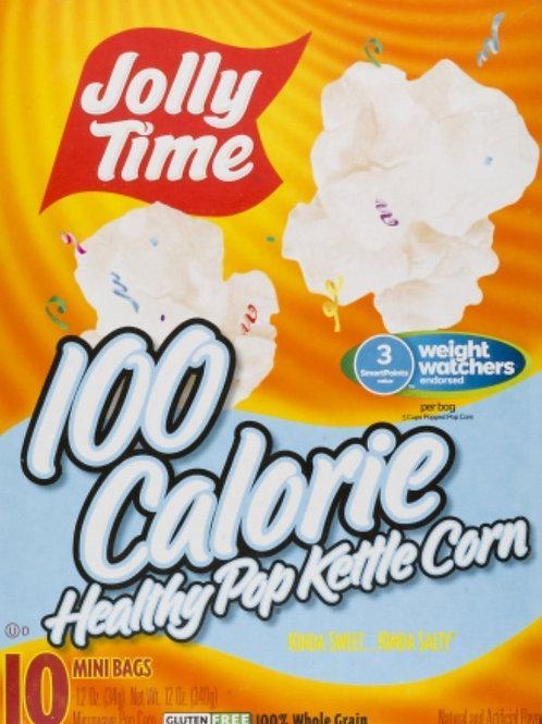 Jolly Time 100 Calorie Healthy Pop Kettle Corn
