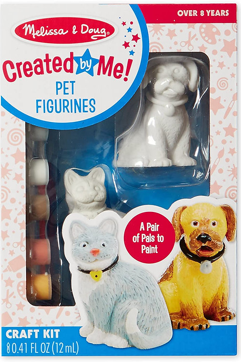 Pet Figurines Craft Kit