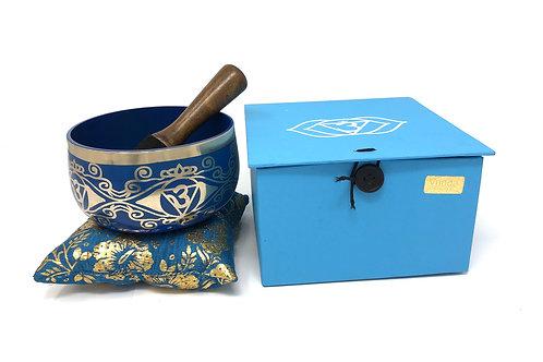 Tibetan Singing Bowl in Box