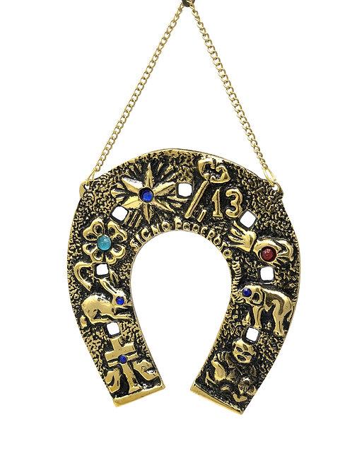 Brass Decorative Horseshoe