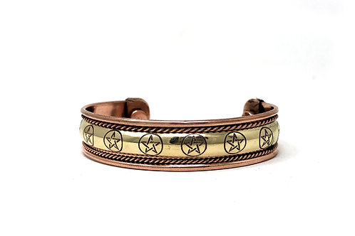 Handcrafted Copper Magnetic Bracelet