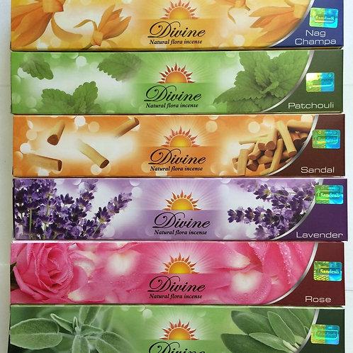 Divine Natural Flora Incense