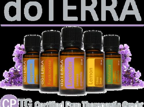 Essential Oils & Oil Blends