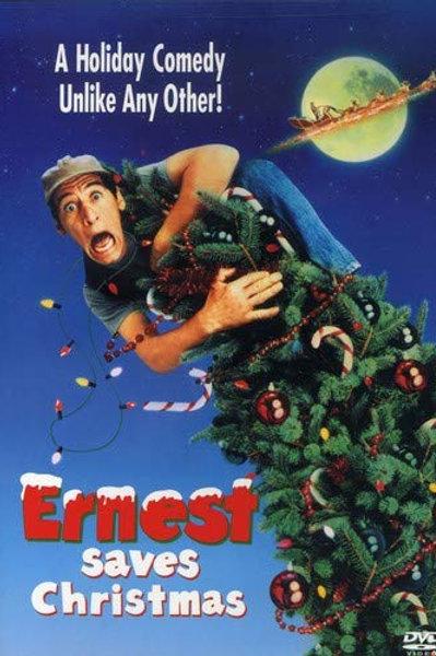 DVD Movie: Ernest Saves Christmas