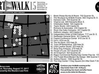 ArtWalk August 17