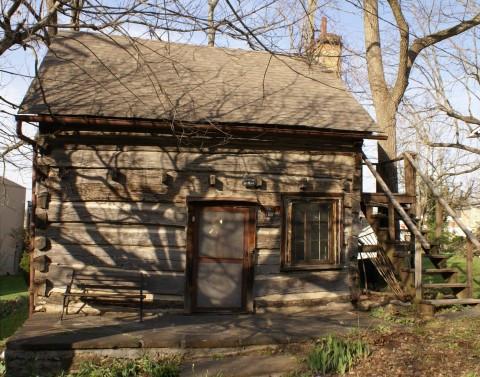 June ArtWalk - Stephanie Ferrell.Lewisburg Log Cabin.Digital Photography.jpg