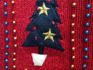 'The Art of the Christmas Sweater' at Stray Dog Antiques