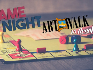 Game Night and the Heavy Hitters at Aronfield Agency