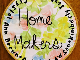 Home Makers showing at Romano Gallery