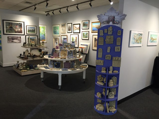 New Work by Local Artists at Art Emporium