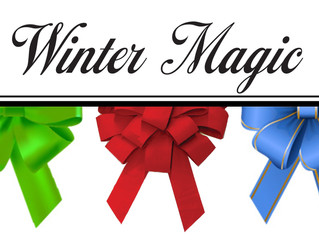 The Art Store showing Winter Magic Exhibition